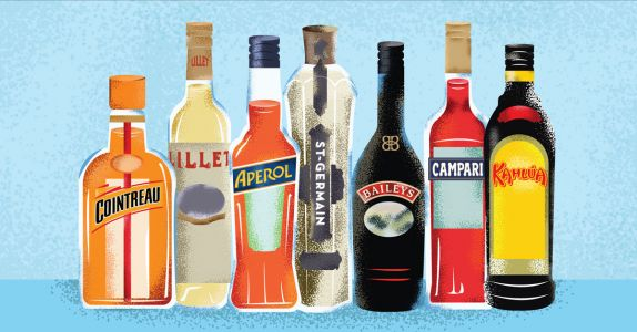From Campari to Kahlúa, New Uses for Old Liqueurs