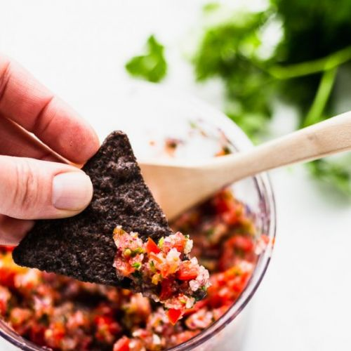 Spicy Red Salsa