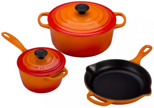 Le Creuset, L'appart, and My Paris Kitchen Giveaway