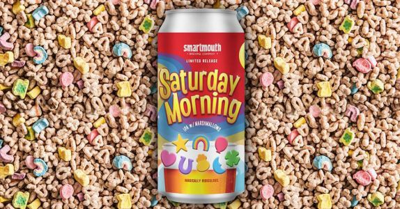 Magically Delicious? A Lucky-Charms-Inspired Beer Is Here