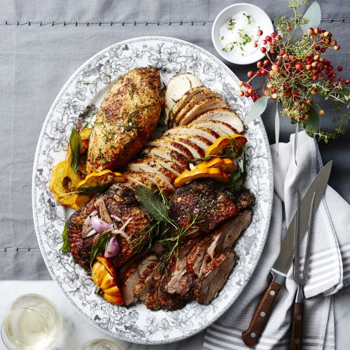 5 Twists on the Traditional Turkey