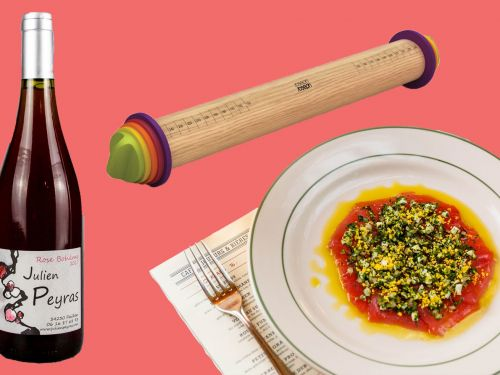 Natural Rosé, Vintage Plates, and More Things to Buy This Week
