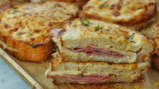 How To Make A Croque Monsieur That'll Blow Your Mind