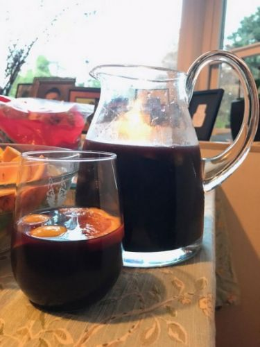 What I'm Drinking: Sangria