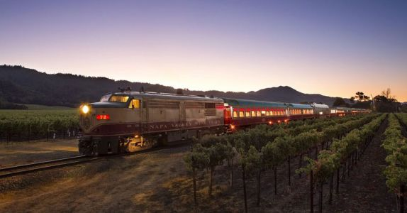 Napa Wine Train Intros Prohibition-Era Murder-Mystery Rides