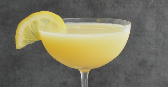 Double Lemon Gimlet Recipe