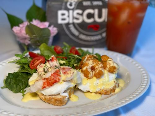 Red Lobster Celebrates National Biscuit Day With Cheddar Bay Biscuit At-Home Recipes to Enjoy All. Day. Long