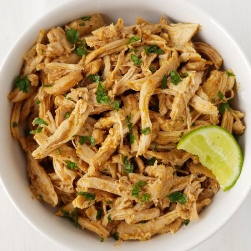 Easy Mexican Shredded Chicken