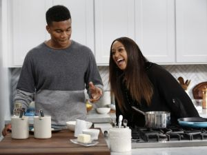 Watch the Tia Mowry at Home Premiere for the Craziest Cook-Off