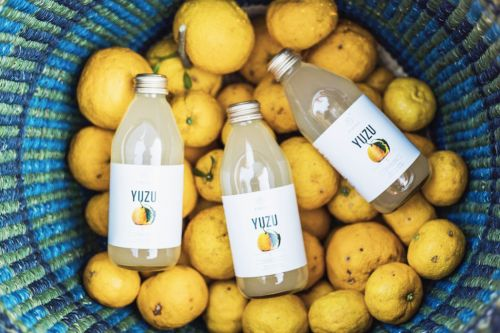 Drink of the Week: Kimino Yuzu Sparkling