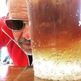 Alton Brown's Go-To Way to Caffeinate in the Summer Is Way Cooler Than Iced Coffee