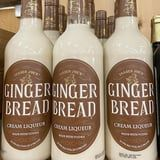 Trader Joe's New Gingerbread Cream Liqueur Is Made With Vodka and Has 14.75% ABV