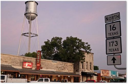 Historical Bandera, Texas Restaurant Goes Up For Sale