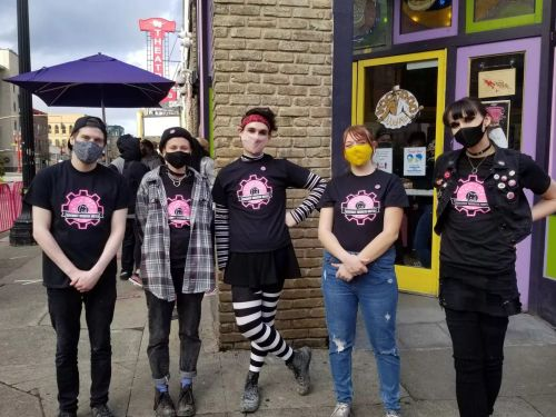 Employees at Portland's Voodoo Doughnuts Fight to Have Their Union Recognized