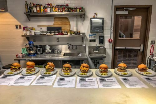 Zinburger Wine & Burger Bar Announces The Great Zinburger Burger Battle Top 8 Finalists