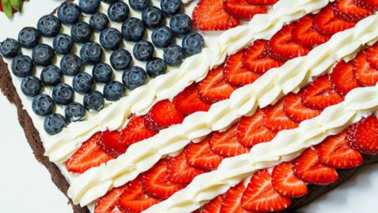 The Best Red, White And Blue Desserts For Independence Day