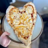 Feeling Extra Cheesy This Valentine's Day? Bake This Heart-Shaped Pizza to Spread the Love