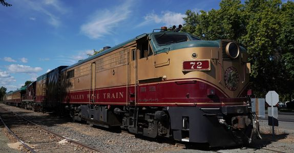 Napa Wine Train Intros the Hop Train for Beer Lovers