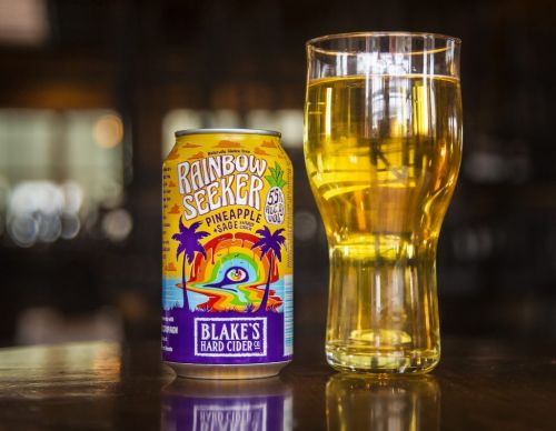 Drink of the Week: Rainbow Seeker Hard Cider