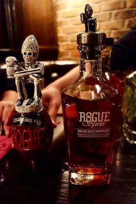 Rogue Spirits: Whiskey & Gin From Oregon