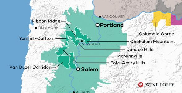 Van Duzer Corridor: Oregon Gets a New Wine Region