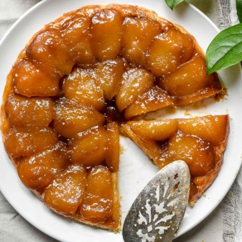 French Apple Tarte Tatin