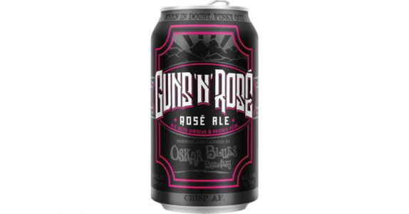 Oskar Blues Is Being Sued by Guns N' Roses