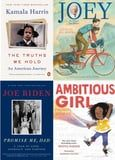 8 Best Reads From the Biden and Harris Families, From Memoirs to Children's Books