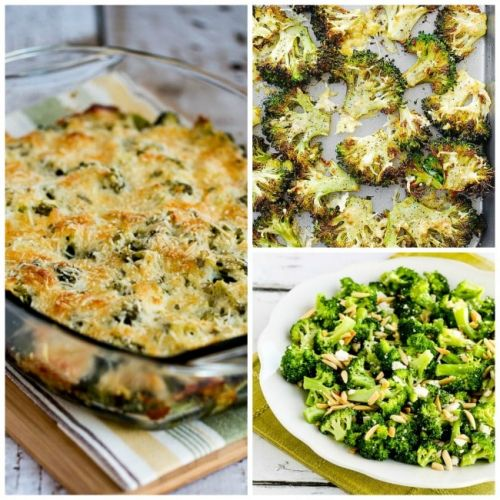 Low-Carb Broccoli Recipes for a Thanksgiving Side Dish