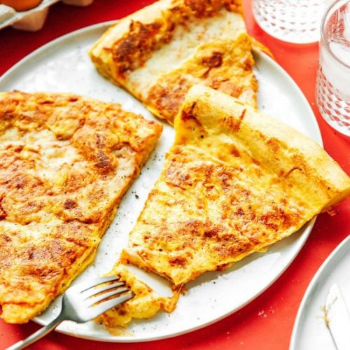 French Toasted Pizza