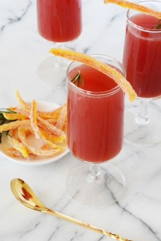 Drink of the Week: Natalie's Orchid Island Cranberry Orange Juice