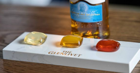 The Glenlivet Launches Edible Cocktail Pods and the Internet Has Feelings
