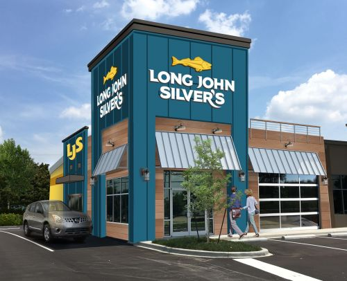 Long John Silver's Signs New Franchisee; New Restaurant Under Construction in Virginia