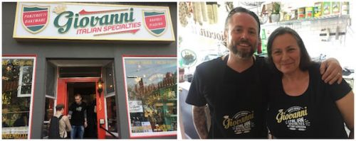 Giovanni Italian Specialties by Tony Gemignani