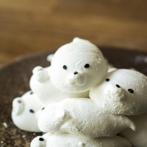 Baby Seal Marshmallows