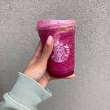 "I Tried Starbucks's Secret Berry Caramel Frap, and It's Now My ""Treat Yourself"" Drink For the Summer"
