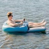 We Have Reached Peak Laziness - Amazon Sells a Motorized Pool Float