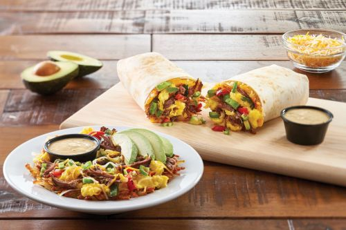 IHOP Introduces New Signature Burritos & Bowls