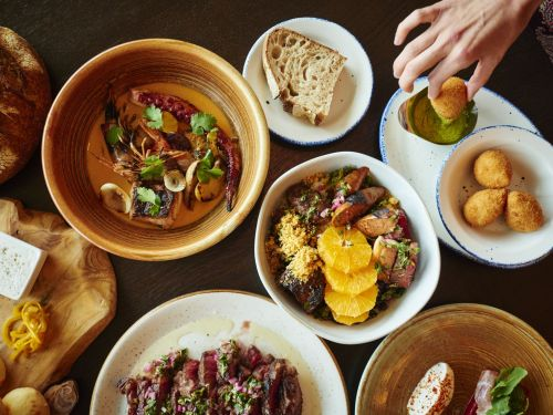 Gerard Craft's Newest Restaurant Brings South American Food to the Four Seasons