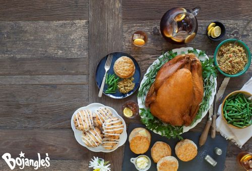 This Year, Give Thanks and Celebrate with a Bojangles' Seasoned Fried Turkey