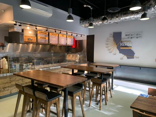 SAJJ Mediterranean Expands Southern California Footprint With Opening in Downtown Los Angeles