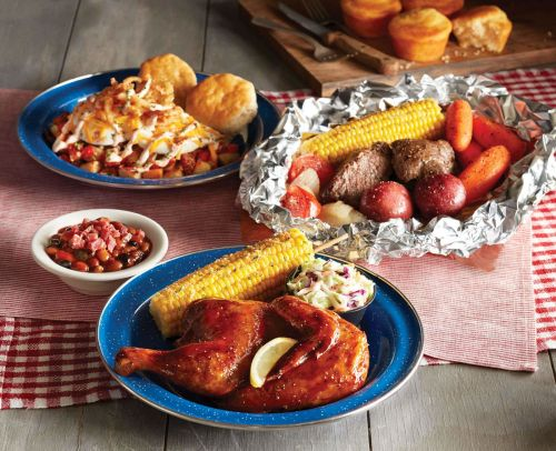 Cracker Barrel Old Country Store Introduces Expanded Campfire Menu to Kick Off Summer