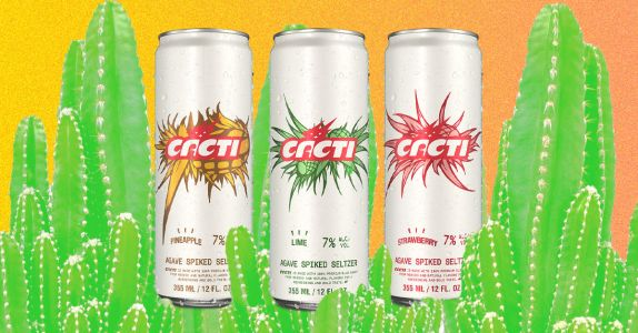 CACTI Agave Spiked Seltzer Reviewed and Ranked