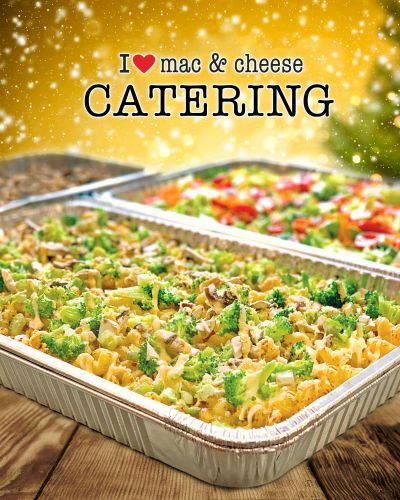 Jazz up Your Holiday Table with Macaroni & Cheese This Christmas & New Year's