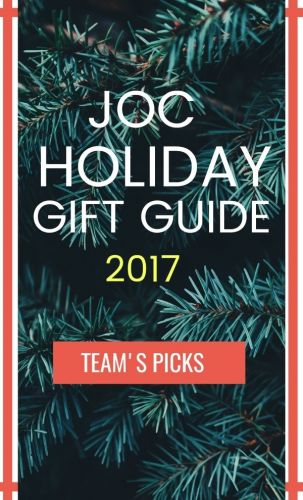 2017 Holiday Gift Guide from the JOC Team