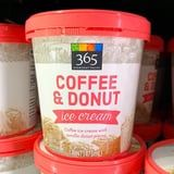 I May or May Not Plan to Eat This Coffee and Donut Ice Cream For Breakfast, Because OMG