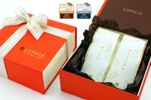 Award-Winning Japanese-Style Artisanal Cookies Giveaway from LUPHIA