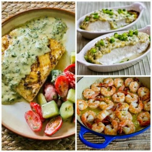 The BEST Low-Carb Fish and Seafood Recipes from Kalyn's Kitchen