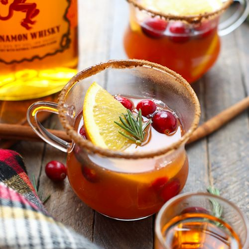 Festive Hot Toddy Recipe