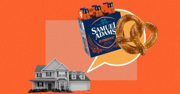Sam Adams Teamed up with Auntie Anne's to Bring Oktoberfest to You